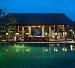 Brasserie Restaurant at Courtyard The Samaya Bali - Seminyak