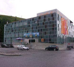Hotel Hotel Cube Savognin