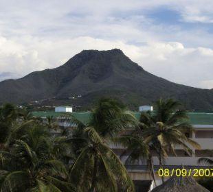 Tolle Aussicht Hotel Pueblo Caribe