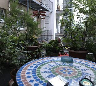 Gartenanlage Hotel Ludwig