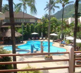 Бассейн Hotel Coconut Village