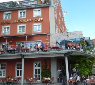 Ansicht Hotel und Restaurant Hotel Lindauer Hof