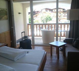 Deluxezimmer Hotel Heigenhauser