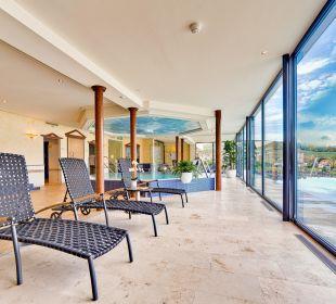 Wellnessbereich Belvédère Strandhotel