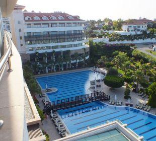 Wunderschöner Anblick Hotel Alba Royal