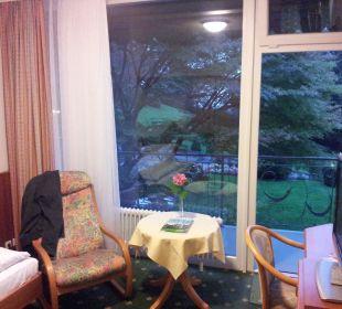 Zweckmäßig und altbacken Hotel Schlossberg