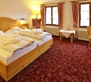 Doppelzimmer im Schwarzwaldhaus Hotel Ochsen