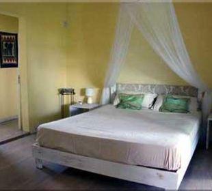 Zimmer 'Latarnier bleu' Gästehaus Bellevue