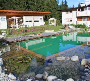 Naturbadesee Gästehaus Waldrand