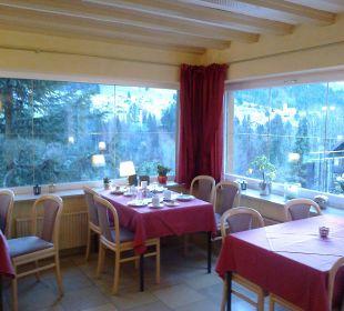 Frühstück/Abendessen Hotel Bellevue