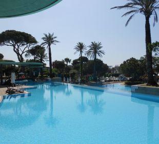 Der obere Pool Gloria Verde Resort
