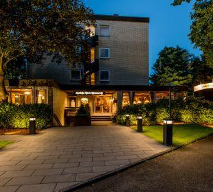 Außenansicht Hotel Gronauer Tannenhof