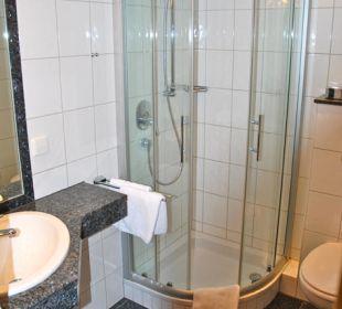 Bad / Dusche Hotel Lipmann Am Klosterberg / Altes Zollhaus