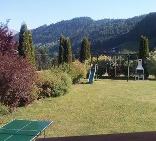 Gartenanlage Hotel Sonne
