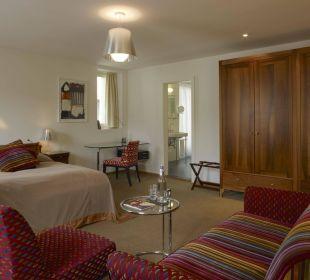 Saratz Komfort Zimmer Hotel Saratz