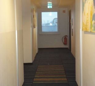 Flur Holiday Inn Express Hotel Bremen Airport