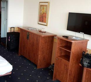 Blick Ausgang  Carat Golf & Sporthotel Residenz