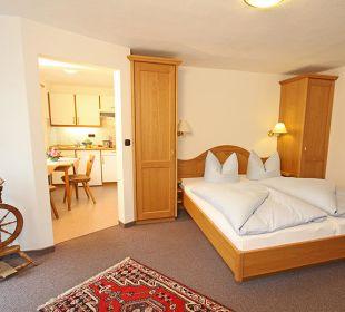 Gemütliche Betten Ferienwohnungen Thannheimer