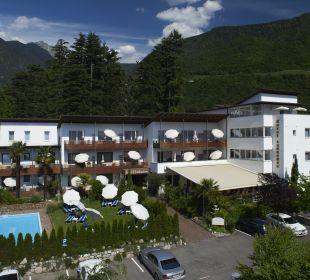 Südwestansicht  Hotel Ladurner