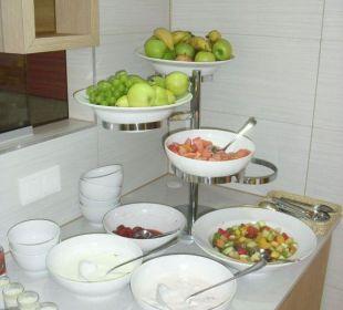 Frühstücksbuffet Hotel Novotel Wien City