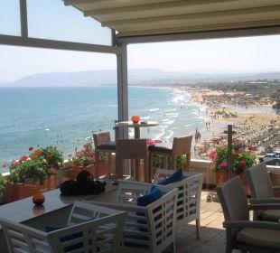 Wunderschöne Aussicht, gute Drinks Hotel Corissia Princess