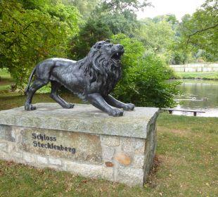 Motiv neben der Zufahrt Schlosshotel Stecklenberg