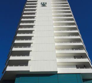 Von vorn Hotel Neptun