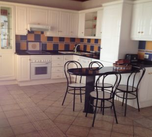 Küche Villen Los Lomos