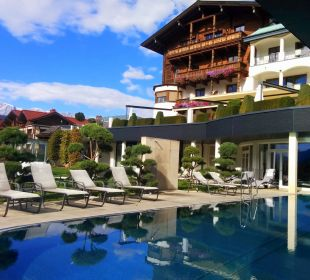 Pool Sonnhof Alpendorf