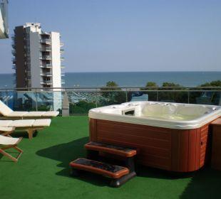 Whirlpool  Hotel Cristallo Lignano