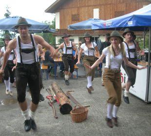 """""""Kittlbauer Kirchtag zu Fronleichnam"""" Forellenwirt Bacher"""
