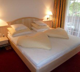 Liebevoll gestaltete Zimmer Hotel Silbertal