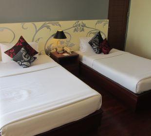 Leider nur Einzelbetten Hotel Grand Jomtien Palace