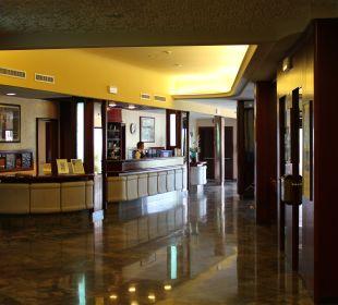 Lobby Hotel Caravel