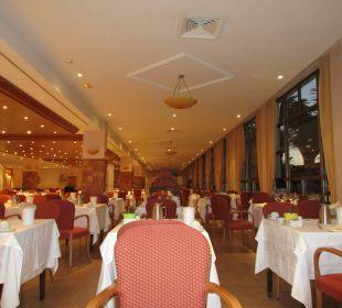 Gleich kommen die Frühstücksgäste SBH Hotel Costa Calma Palace