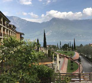 Gartenanlage Hotel Caravel