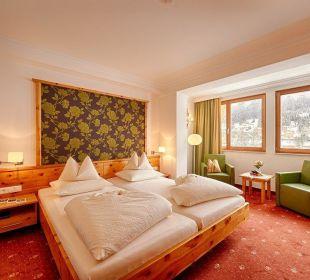 Zirbenzimmer Hotel Pulverer