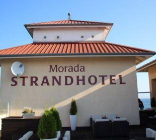 Sommerterrasse Morada Strandhotel Ostseebad Kühlungsborn