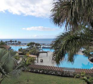 Blick aus unserer Suite 9205 La Palma Princess