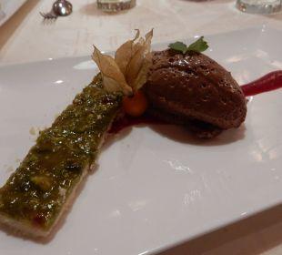 Dessert Hotel Alpen Royal