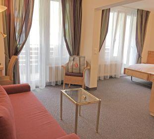 Zimmer Sunstar Alpine Hotel Wengen
