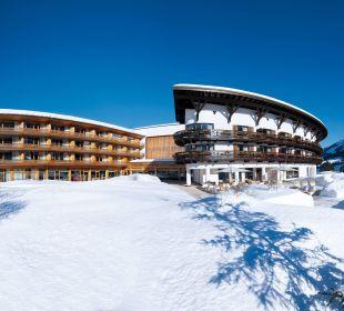 Travel Charme Ifen Hotel im Winter Travel Charme Ifen Hotel Kleinwalsertal