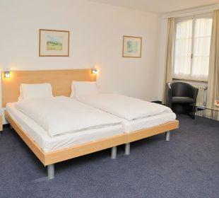 Doppelzimmer Hotel Lenzburg