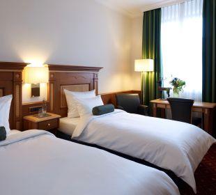 Classic Twinbed Room Hotel Platzl