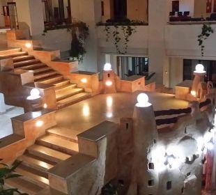 Descente station balnéaire Hotel Safira Palms