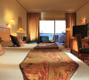 Zimmer Steigenberger Hotel Nile Palace