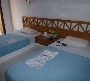 Sehr schönes Zimmer Hotel Utopia Beach Club
