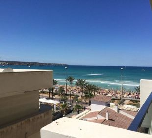 Doppelzimmer mit Meerblick  Hotel Playa Golf