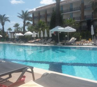 Kleinerer Pool Belek Beach Resort Hotel