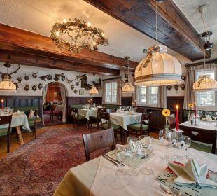 A-la-Carte-Restaurant LOY-Stub'n Hotel Pulverer